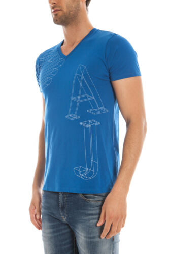 Armani Shirt Hommes Aj Sweatshirt Z8 B6h31ls Bleu T Regular Coupe Shirt Jeans Fit Cam gp5znwxqI