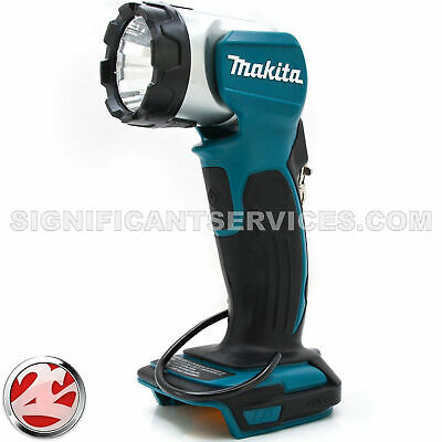 Makita DML802 18V 14.4V LXT Lithium Ion 9 Position LED Light Lamp Pivot Torch