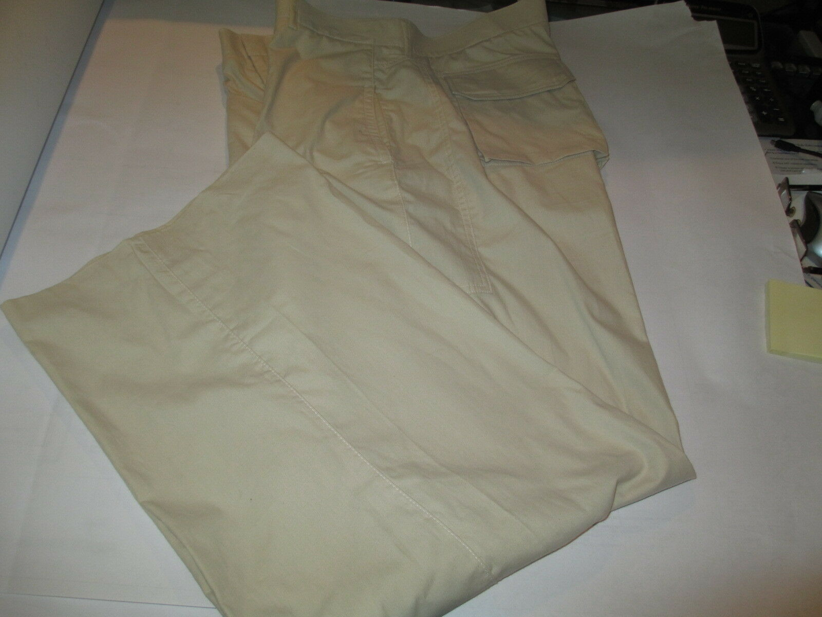 DESIGNER  NEW COTTON PANTS BY NANI BON, MADE IN ITALY. EU SIZE 58. STUNNING