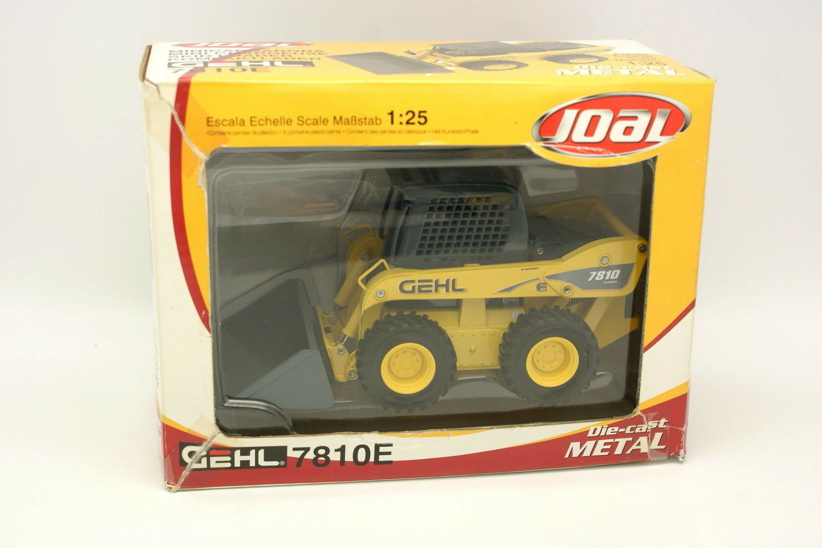 Joal BTP TP 1 1 1 25 - Gehl 7810E Mini Chargeuse ad1e4a
