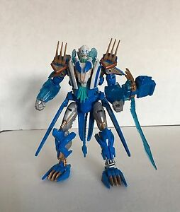 Transformers Prime Thundertron Complete Voyager