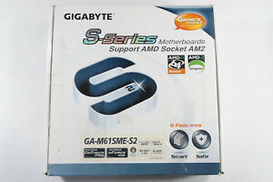 Gigabyte-GA-M61SME-S2-Rev-2-0-mATX-DDR2-AM2-Motherboard-In-Box-With-Software