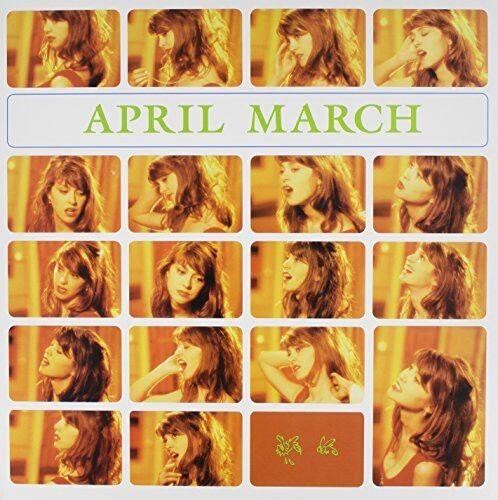 April March - April March : Paris in April [New Vinyl]