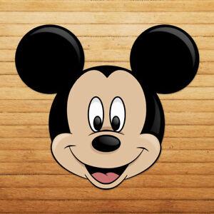 Mickey-Mouse-Head-Disney-Walt-Classic-Car-Wall-DieCut-Window-Vinyl-Decal-Sticker