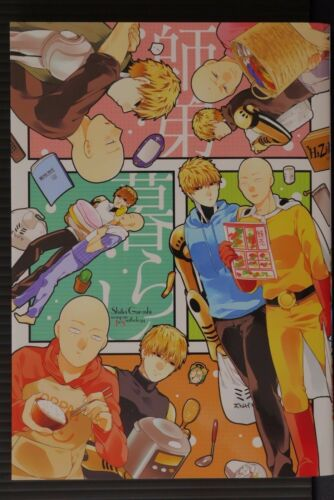 JAPAN One-Punch Man Anthology Comic Shitei Gurashi
