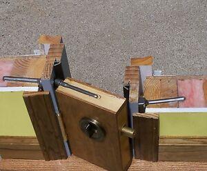 image is loading deadbolt amp hinge side doorframe reinforcement includes kit - Door Frame Reinforcement
