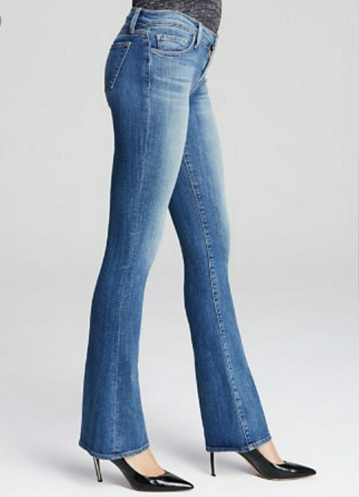 265 J Brand  Betty  Designer Bootcut Jeans Cali  Disclosure  Wash Womens 26 31