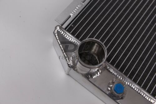 3 rows Aluminum Radiator for 1960-1966 1965 Ford Mustang //Comet //Falcon 5.0L V8