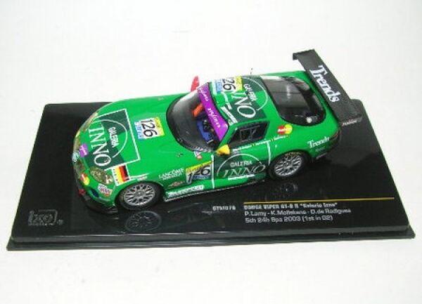 Dodge Viper GT-S R NO. 126 24 H Spa 2003