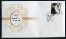 2018 The Royal Wedding of HRH Prince Harry & Meghan Markle FDC - Windsor NSW PMK