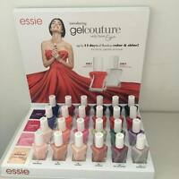 Essie Gel Couture No Lamp, Easy Removal