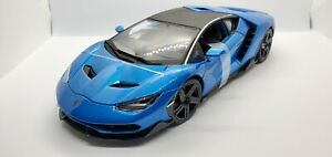 Maisto-1-18-Lamborghini-Centenario-Edicion-Especial-coche-fundido-a-troquel