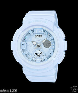 0867999228d BGA-190BC-2B Blue Casio Baby-G Ladies Watches Analog Digital Neon ...