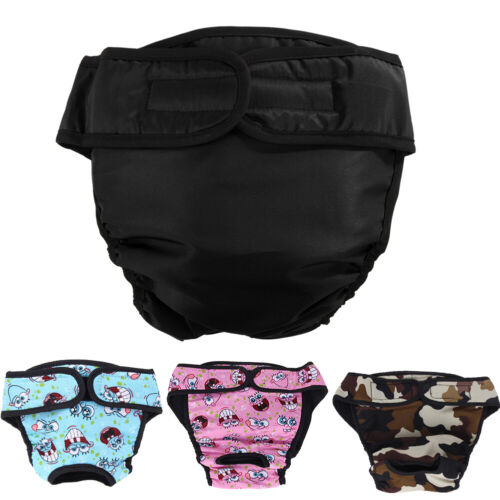 Big Dog Physiological Period Menstrual Pants Female Pets Sanitary Nappy Diaper