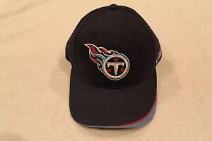 b6fa286e5eb69e Image is loading TENNESSEE-TITANS-HAT-CAP-NFL-AUTHENTIC-PRO-LINE-