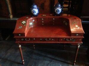 Vintage-Antique-Carlton-House-Chinoiserie-Style-Reception-Desk-French-Louis-XVI