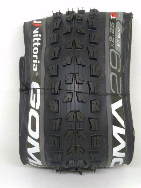 "Vittoria MTB Goma 27.5/"" x2.25 TNT Tubeless Ready Tire 1pc Black"
