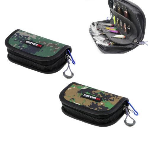 Spoon Bag Paillette Pack Bait Lure Bag Fishing Tackle Bag Fishing Tools