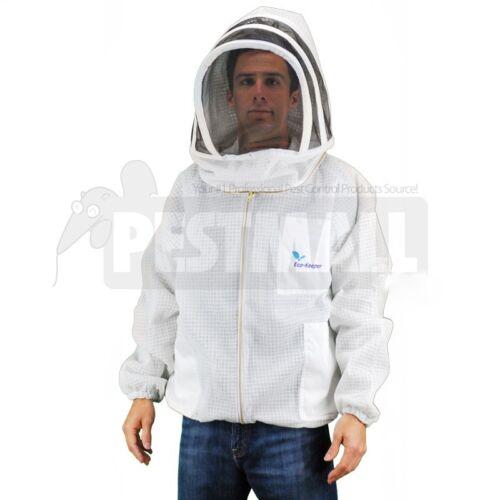 Vented Bee JACKET 2XLarge Size Eco-Keeper Premium Professional Beekeeping