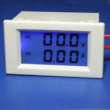 Digital LCD AC220V ( Volt 0-199.9V Current 0-5A) DC VOLT/AMP Meter