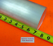 3 Aluminum 6061 Round Rod 7 Long Solid T6511 Extruded Lathe Bar Stock New