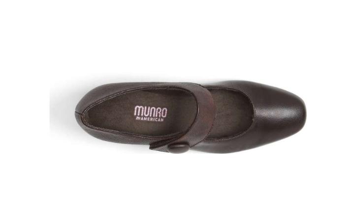 Munro para Mujer Marrón Jenna 6.5 bombas 2041 Talla 6.5 Jenna M 638000