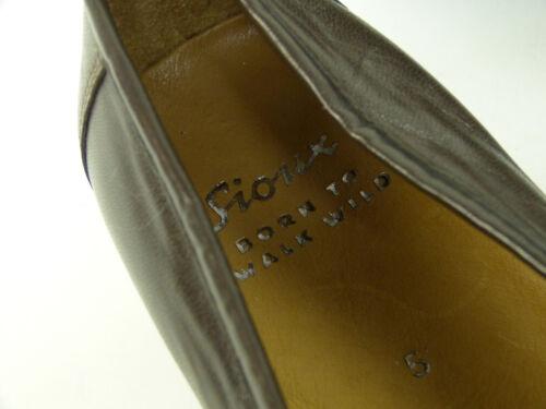 Luxus 5625 Sioux Pur O Wie Neu Schuhe 38 Braun Gr Leder amp; Ton U7nUzxrawq