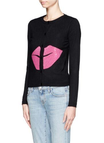 Black Alice 10 Lips Pink Olivia Størrelse Cardigan 8 Uk S pqq5Uxw