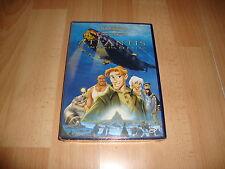 ATLANTIS EL IMPERIO PERDIDO DE WALT DISNEY CLASICO 41 EN DVD NUEVA PRECINTADA