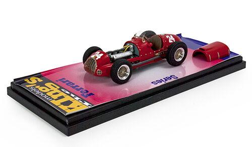 Kings Models 1 43 1951 Ferrari 166 Colombiano Genoa GP Enrico Anselmi