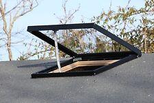 Activent Tragaluz Ventana de Techo (K1) (50cm X 50cm) para cobertizos de jardín construcción y