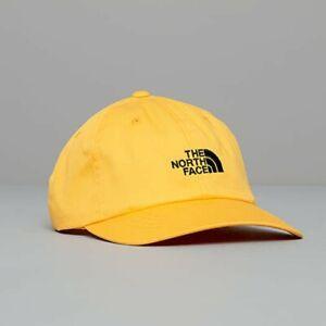 The-North-Face-The-Norm-Mens-Logo-Headwear-Baseball-Cap-Zinnia-Yellow-Hat-O-S