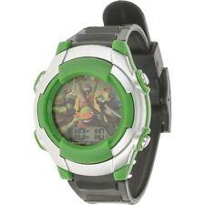 Teenager Mutant Ninja Turtles LCD Digital Display Watch (STYLES WILL VARY)-NEW