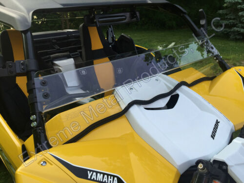 Yamaha YXZ Hard Coated Half Windshield P//N 13189