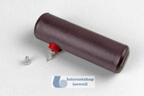 1 Nietenstecher für Grobkorn PVC-Nieten abgewinkelte Ausführung