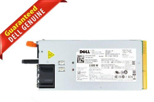 DELL TCVRR Dell 0TCVRR 1100W PSU L1100A-S0 Poweredge R510 R810 R910 T710 1Y45R