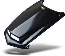 HONDA TRX450R, 450R, 450ER VENTED SCOOP NOSE COVER HOOD BLACK