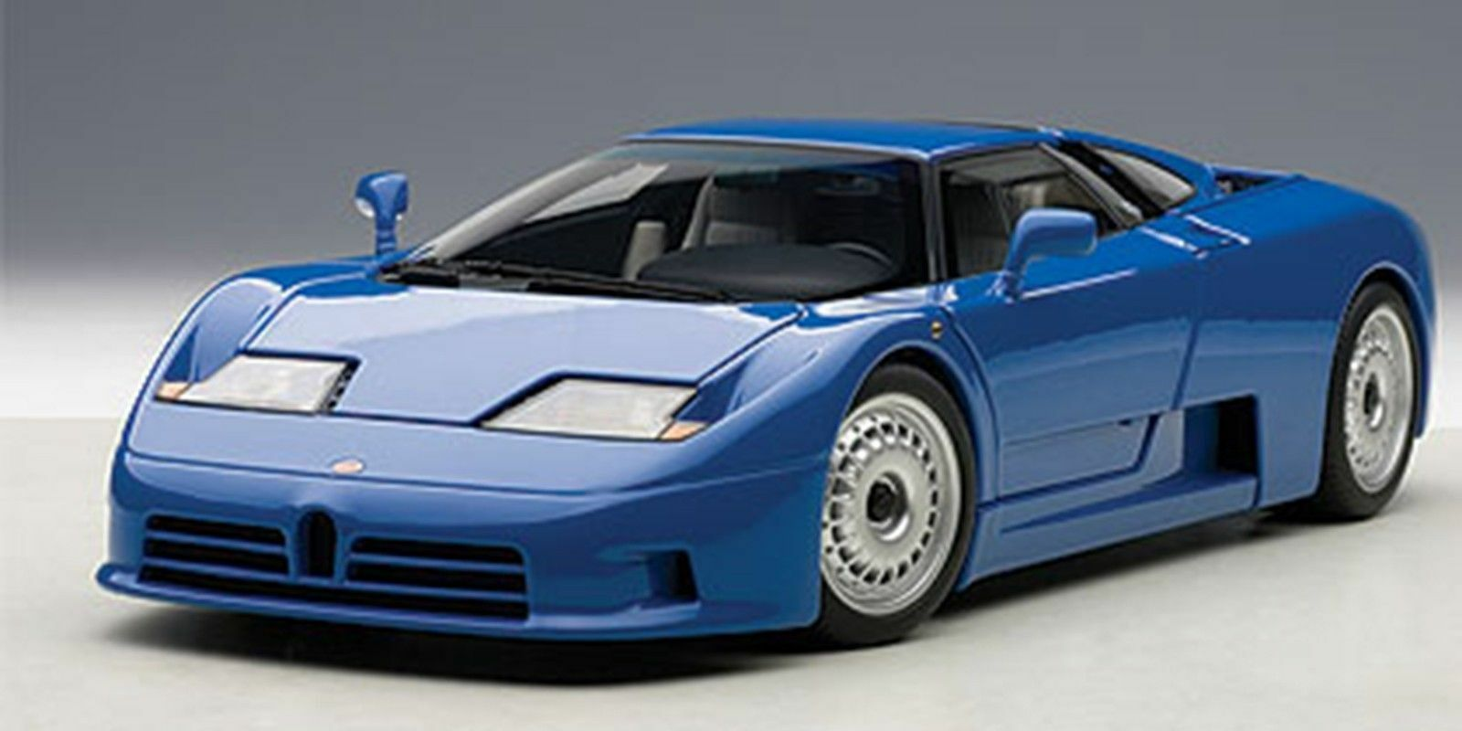 mejor oferta Autoart Bugatti EB110 gt azul oscuro 1 18 Nuevo     venta caliente