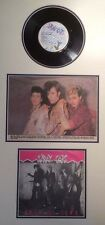 STRAY CATS (ROCK THIS TOWN) SIGNED AUTOGRAPHS