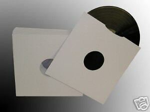 50-12-034-RECORD-SLEEVES-WHITE-CARD-MASTERBAGS-BRAND-NEW-24-H-DELIVERY