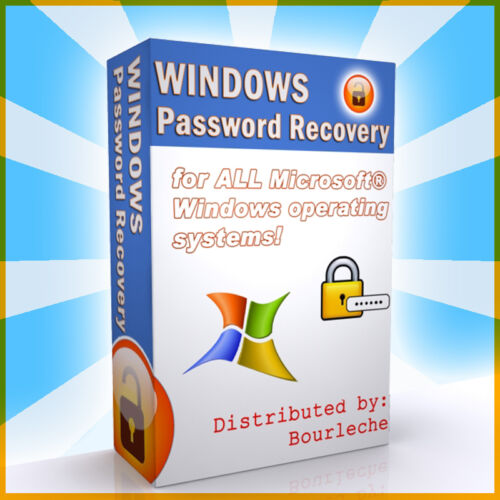 LOST PASSWORD RESET AND RECOVERY FOR WINDOWS 8 7 VISTA XP✔Admin Passwords #B1