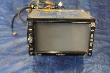 JENSEN MODEL VM9020TS DOUBLE DIN RADIO TUNER DVD PLAYER CD RECEIVER 6.5 INCH LCD