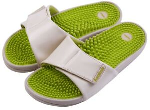 1ff532dd355a Image is loading Kenkoh-Nagomi-Japanese-Massage-Health-Sandals-Shoes- Reflexology-