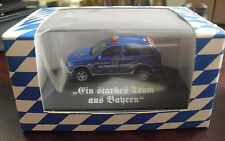 Herpa HO 1/87 Bayern Edition 2003 BMW X5 E53 SUV NIP