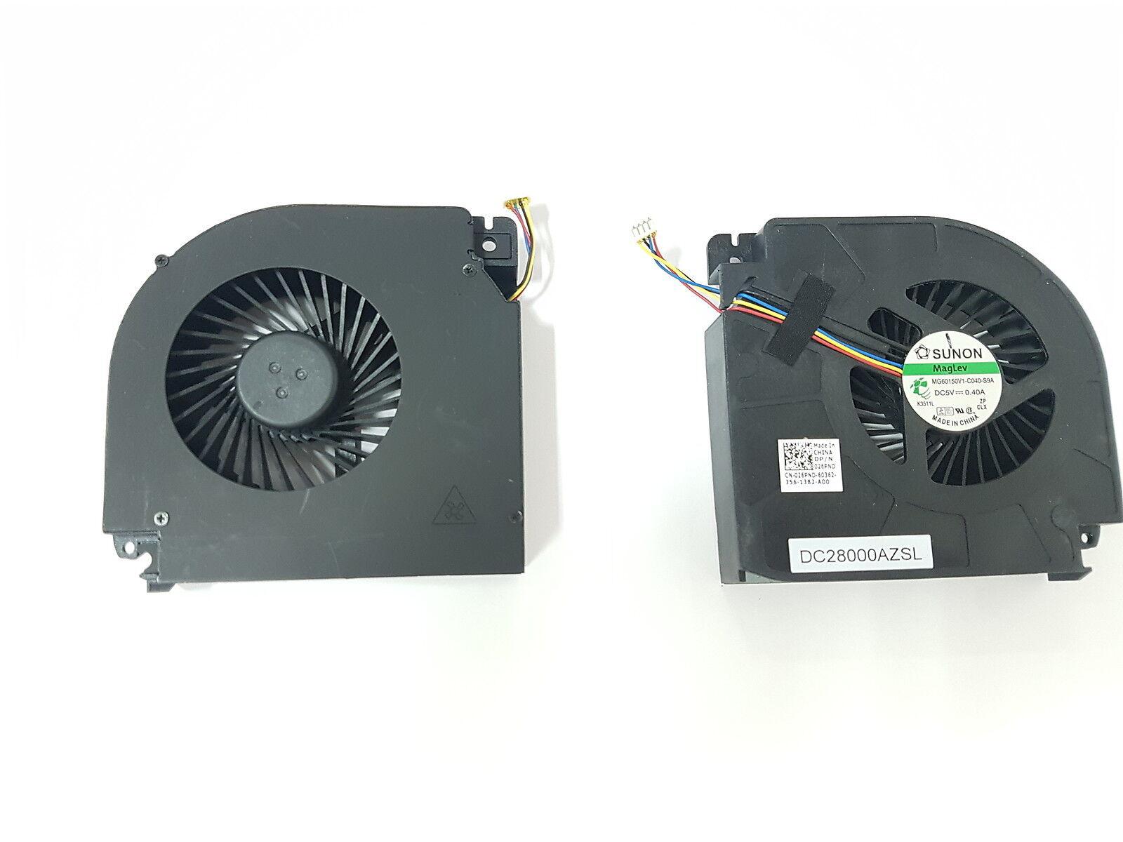 P6702f P6710f  Desktop NEW Rear System Cooling Fan P6706f HP Pavilion P6700z