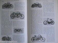 Motorbike Motorcycle Triumph Phanomen Vindec Olympics Rare Antique Articles 1908