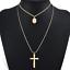 Fashion-Bohemain-Pendant-Chain-Necklace-For-Women-Multi-Layer-Choker-Statement thumbnail 18