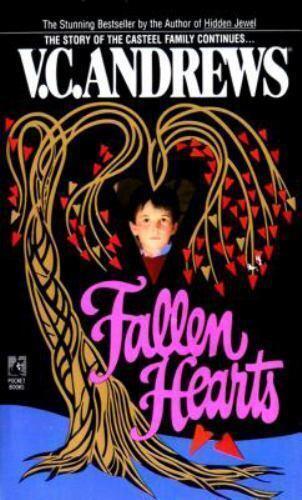 Fallen Hearts V.C. Andrews Mass Market Paperback