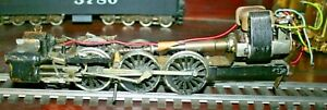OLDER SCALECRAFT? O SCALE HUDSON FRAME, VALVE GEAR AND DRIVERS AND EXTRAS.