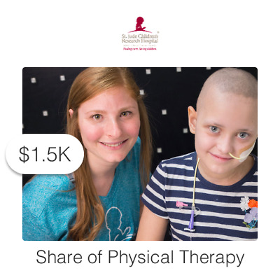 $1500 Charitable Donation For: Share of Physical Therapy